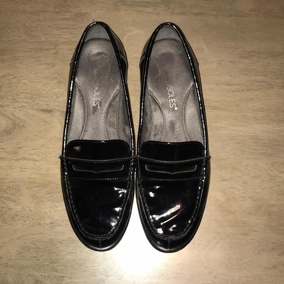 AEROSOLES Shoes - black work shoes